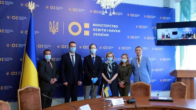 Україна та Болгарія домовились про студентські обміни