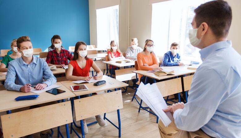 Якщо у вчителя або учня виявили COVID-19: рекомендації від МОН