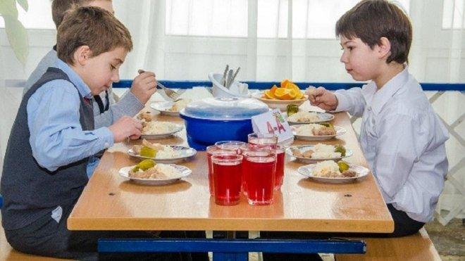 Як працюватимуть шкільні їдальні з 1 вересня: роз'яснення МОН