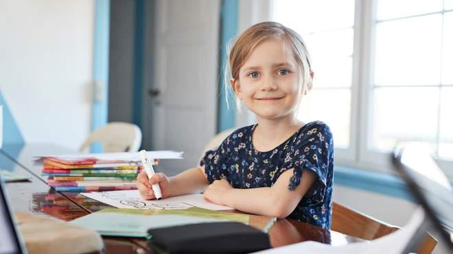 Як створити робочу атмосферу для дитини: поради батькам під час дистанційного навчання