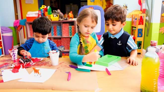 Як працюватимуть дитячі садочки в жовтні: відповідь Шкарлета