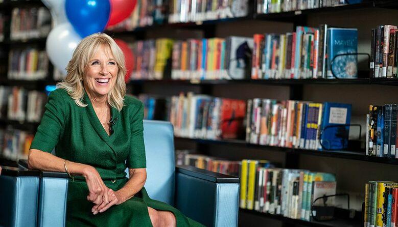 Викладання – це те, чим я живу: майбутня перша леді США продовжить кар'єру педагога після переїзду в Білий дім