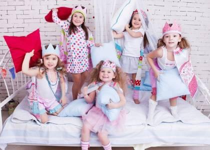 Піжамна вечірка до Дня Святого Миколая (для дітей різних вікових груп)