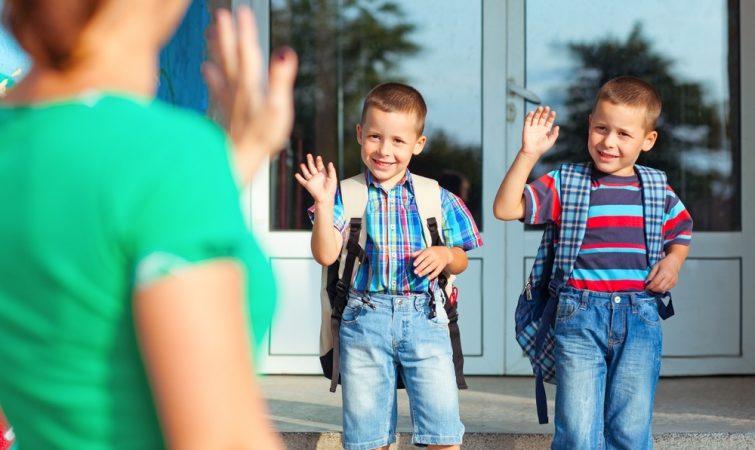 Вчені виявили, що батьки школярів не в групі ризику, яка підлягає госпіталізації COVID-19