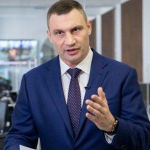 У Києві COVID-19 виявили у понад 1300 учнів та майже 1000 вчителів, – Віталій Кличко