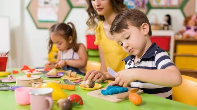 Місця в садочках та новий стандарт виховання: основні події у дошкільній освіті за 2020