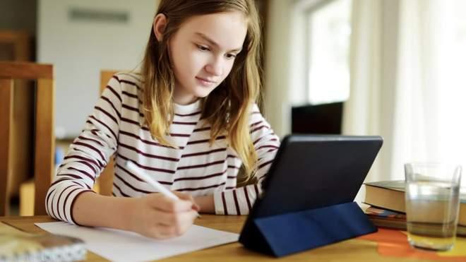 Всеукраїнська школа онлайн: МОН презентувало платформу для учнів