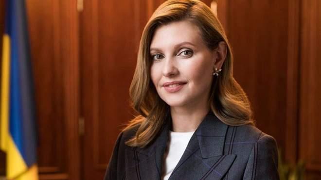 Чипсів не буде, сосисок не буде, – перша леді Олена Зеленська про реформу шкільного харчування
