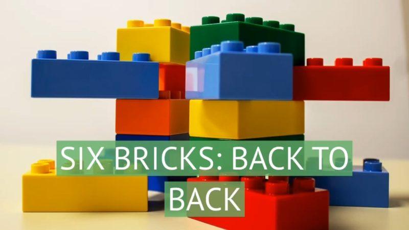 Перші класи отримали майже 440 тис. ігрових наборів LEGO Six Bricks