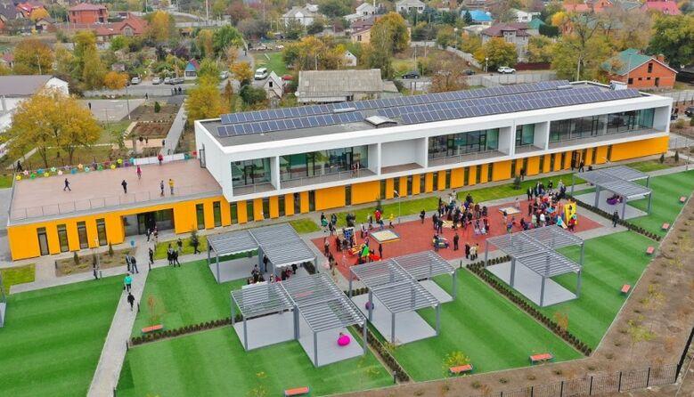 Дитсадок на Дніпропетровщині побореться за престижну премію ЄС у галузі сучасної архітектури