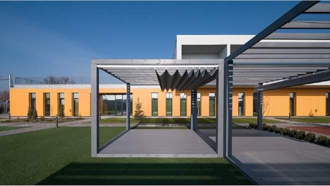 Міжнародне видання включило дитячий садок в Обухівці в список кращих архітектурних проєктів