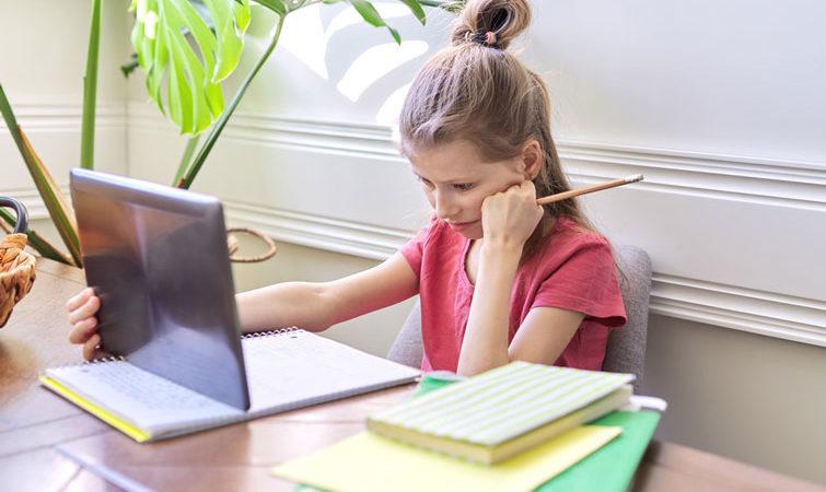 """6 порад, які допоможуть дитині зосередитись на навчанні під час """"дистанційки"""""""