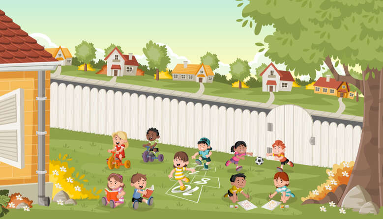 Гра як провідна діяльність на прогулянках з дітьми. Ідеї для ЗДО