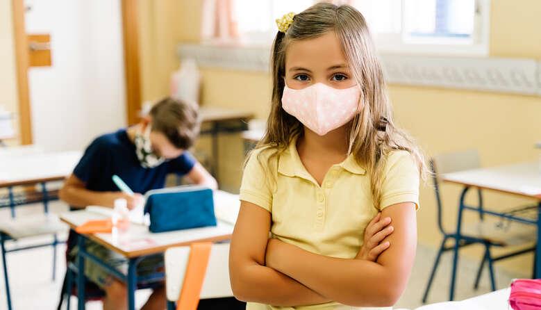 Як примирити дітей з носінням масок та водночас не засмічувати довкілля використаними засобами індивідуального захисту?