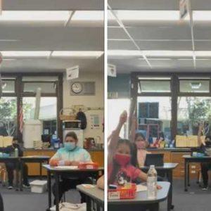 Вчителька оригінальним способом надихає учнів: який метод допомагає дітям не боятися екзаменів