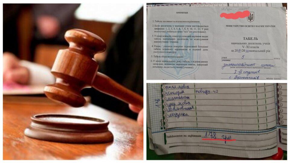 Багато галасу і закриті справи: суд поставив крапку у скандальній історії з цькуванням школяра на Тернопільщині