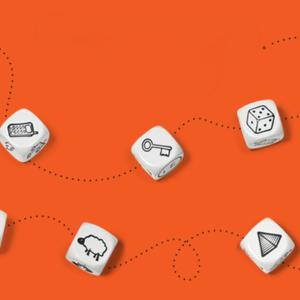 Кубики Рорі – ефективний інструмент розвитку фантазії