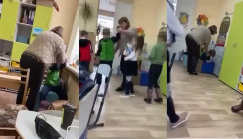 У Києві вчителька побила учня з інвалідністю