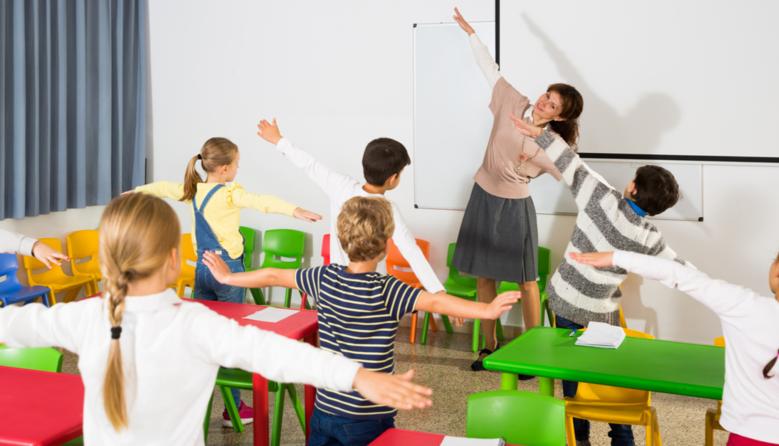 У школах на всіх уроках з'являться перерви фізичної активності, – МОН