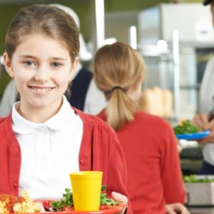 Перша леді прогнозує хвилю спротиву реформі шкільного харчування