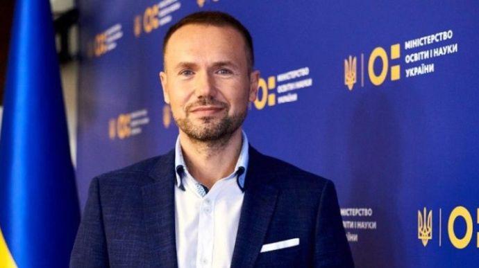 Шкарлет назвав причину падіння якості освіти в Україні