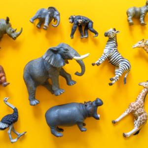 Варіанти корекційно-розвиткової роботи для дітей дошкільного віку з використанням іграшкових фігурок