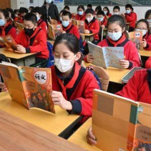 У Китаї дітей з сімей без COVID-щеплення не пускатимуть до школи