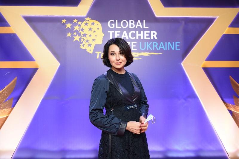 Global Teacher Prize Ukraine: Наталія Мосейчук цьогоріч відзначить двох вчителів у власній номінації