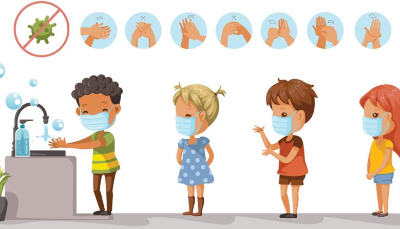 Миймо руки правильно: покрокова інструкція