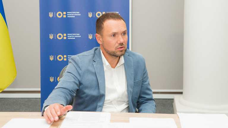 Україна не відстає у зарплатах вчителів, – Шкарлет. МОН працює над тим, щоб професія вчителя дійсно була високооплачувана