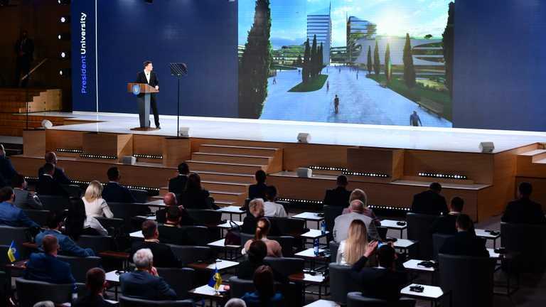 Кабмін затвердив терміни та план заходів для запуску президентського університету