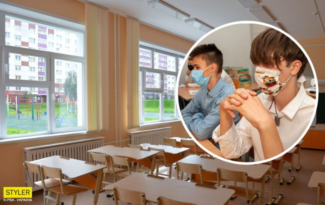 Навчальний рік за новими карантинними правилами: вчителям доведеться ходити в щитках
