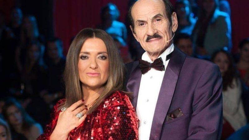 Наталія Могилевська розповіла про школу танців, яку започаткувала із Григорієм Чапкісом