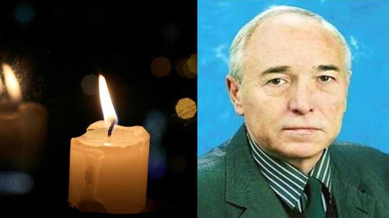 Помер відомий український педагог Микола Палтишев