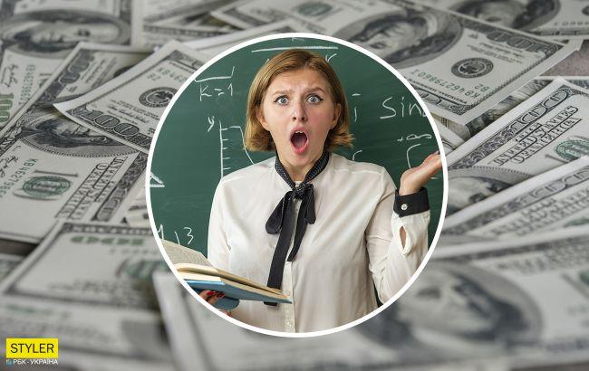 Зарплати вчителів зростуть до 15 тис. грн: Кабмін готує план заходів