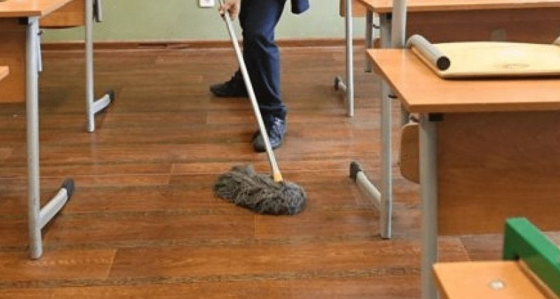 Прибирати клас чи клумбу дитячими руками. Чи вправі школа використовувати фізичну працю учнів?