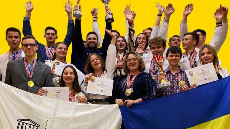 Українські школярі та студенти здобули 20 нагород на Міжнародному шоу INOVA 2021