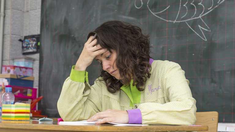 Невакцинованих вчителів з листопада відсторонять від роботи в школі